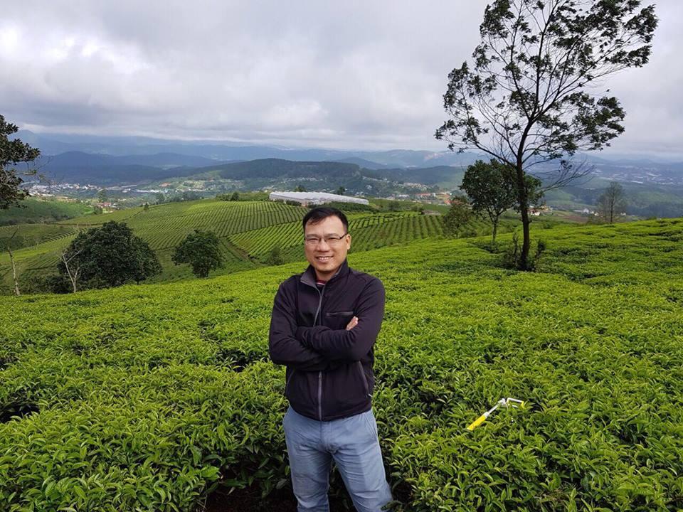 Mr Thắng - Giám đốc phụ trách kinh doanh khu vực Sài Gòn